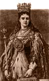 Saint Queen Jadwiga of Krakow