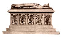 sarcophagus of King Vladislav I the Short