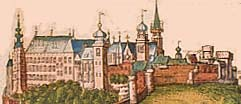 Wawel Castle, 16th-century