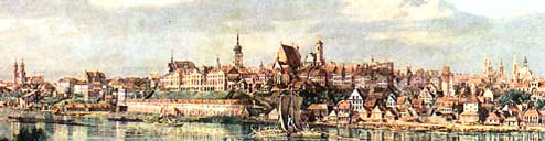 the 18th-century Warsaw