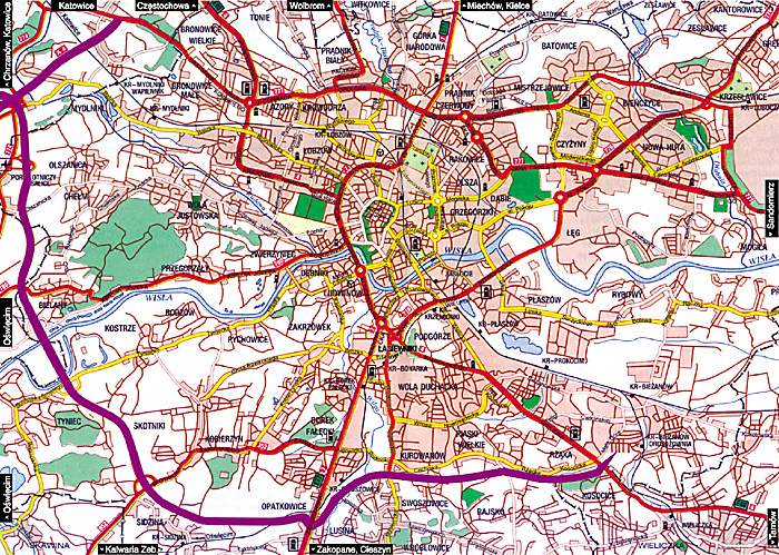 City of Krakow street map Krakow Map on jiangmen city map, venice map, wawel castle map, paris charles de gaulle map, poland map, poznan map, moscow map, bregenz austria map, naples map, kovno map, malopolska map, mielec map, stettin map, transilvania map, carpathian mountains map, singapore hotel map, cracovia polonia map, gdansk map, sarajevo map, milan map,