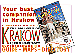 Krakow guidebook