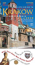 Krakow guidebook cover