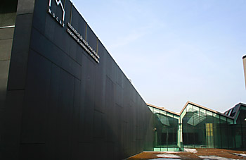 Krakow, Museum of Contemporary Art