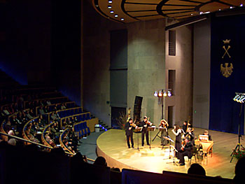 Auditorium Maximum of Krakow's Jagiellonian University